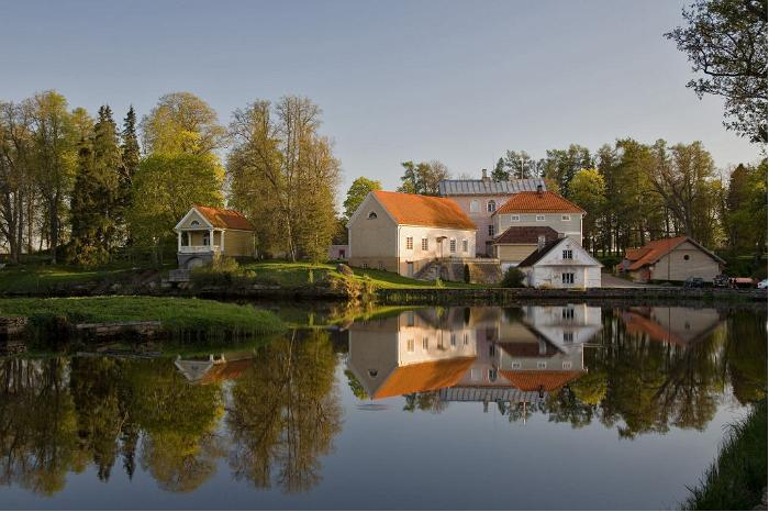 Manor Houses and Castles in Estonia