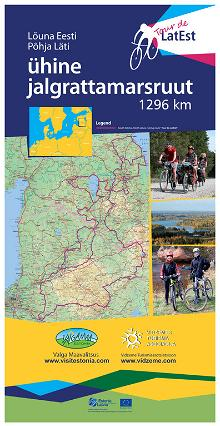Tour de LatEst - cycling tour