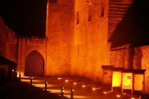 Mediaeval dinner with fun games at Rakvere Castle