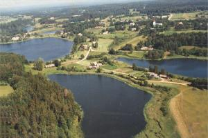 The lakes in Rõuge