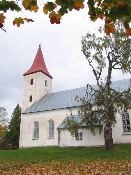 St. Mary's Church in Rõuge