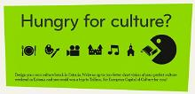Hungry for  Culture ideakilpailu