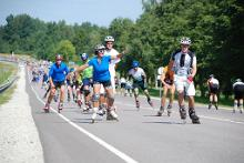 SEB 5th Tartu Rollerblading Marathon
