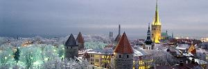 Tallinn – la capitale dell'Estonia