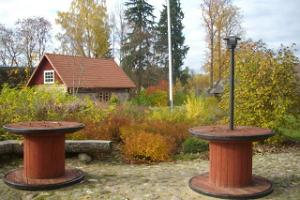 Garden of the Mikko Farm