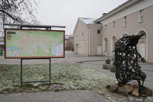 Touristeninformationszentrum von Jõhvi