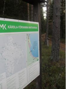 Kärdla-Tõrvanina hiking trail