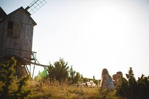 Ohessaare windmill
