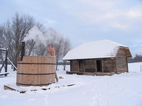 Estonia sauna spa