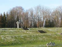 German soldiers' cemetery in Viljandi