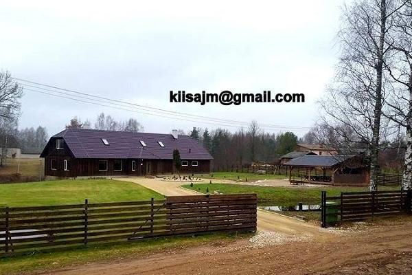 Kiisa Jahi- ja Matkamaja - a beautiful holiday home in a quiet spot in the country