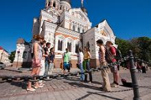 Tour of Tallinn's Old Town