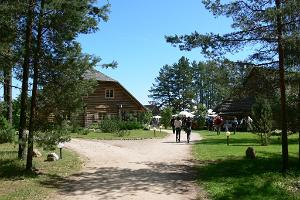 Café Tsäimaja in the Seto Farm Museum