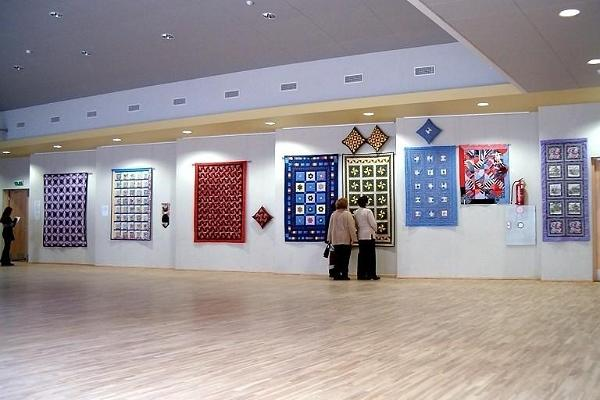 Exhibition halls of Kuressaare Cultural Centre