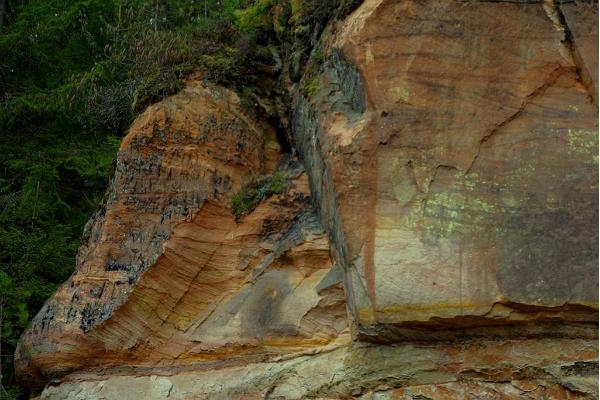 Wonderful sandstone