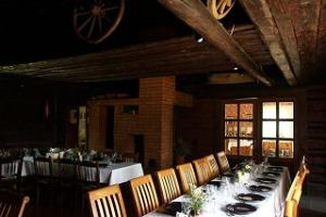 Restaurant at Maria Farm