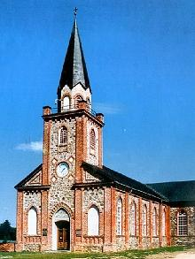 Tori St Georges Lutheran Church