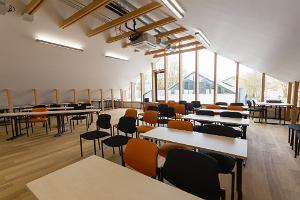 Seminar rooms at Small Craft Competence Centre