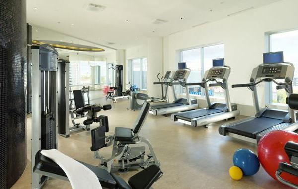 Pürovel Spa & Sport Weight Room
