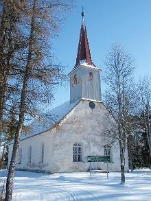 Vändra St Martin's Church