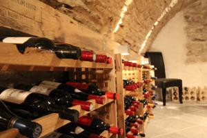Padise Manor Wine Cellar