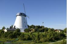 Pivarootsi Windmill Holiday House
