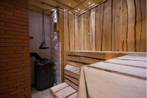 Arma holiday home – sauna