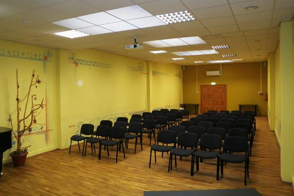Seminar rooms of Värska Resort and Spa