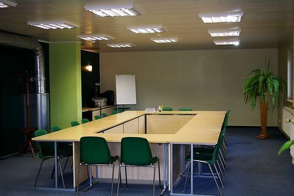Light and airy seminar rooms at Hotel Pesa in Põlva