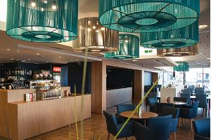Tallinn Seaport Hotel - cafe