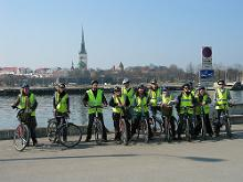 Welcome to Tallinn by Bike
