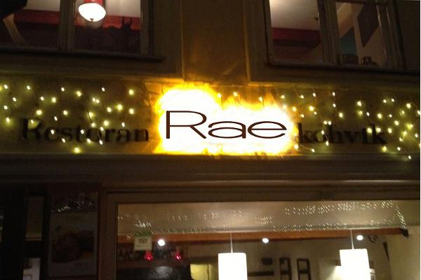 Rae cafe and restaurant