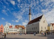 Medieval Old Town Tallinn