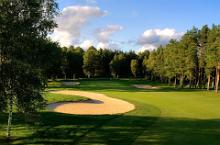 Golf in Estland