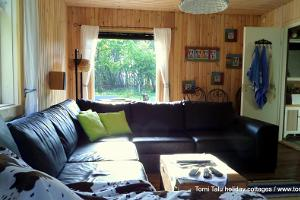 Torni Talu Holiday Cottages, family house with a sauna