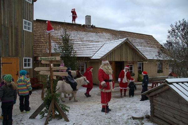 Family Days in Santa Claus´s Korstna Farm