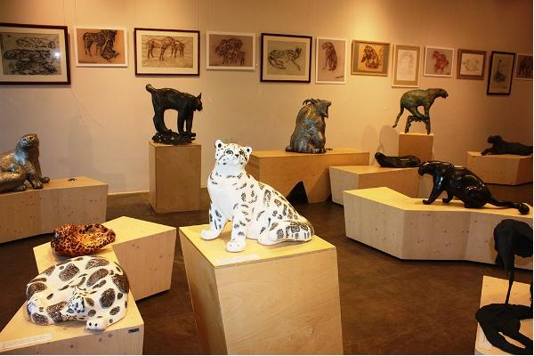 "Exhibition ""Animal plastic"""