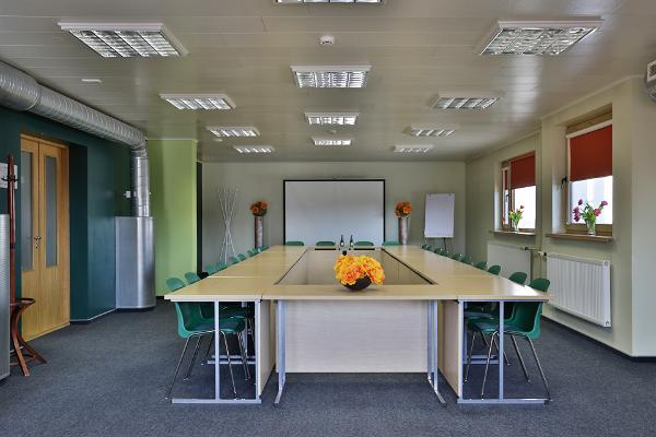 Bright seminar rooms at Hotel Pesa in Põlva