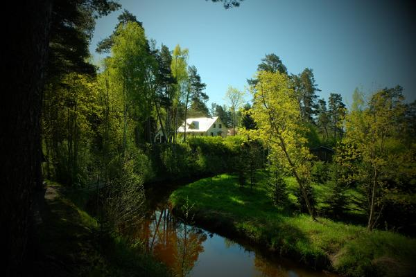 Kallaste Tourist Farm and Kloostri River