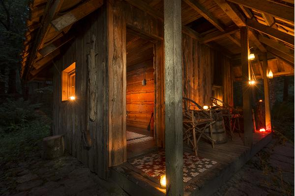 Adami Farmstead and Smoke Sauna Stay