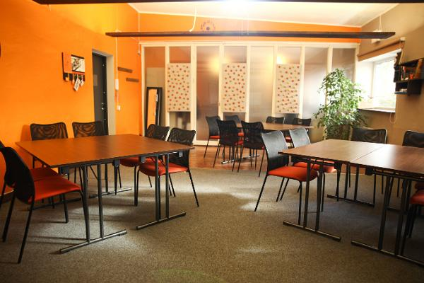 Seminar room at Telliskivi Loomelinnak (Creative City)