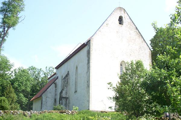 Karja Catherine Church