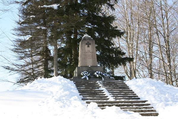 Monument to Soldiers Killed in the War of Independence