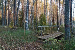 Jussi nature trail