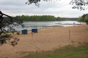 Lake Verevi beach