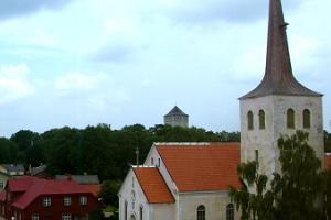 Paide Church of the Holy Cross