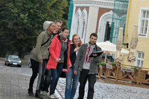 Adventure in the Old Town - a gripping adventure on the streets of Old Town of Tallinn!