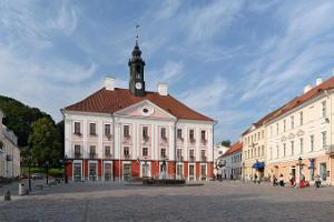 Mission Impossible in the Old Town of Tartu