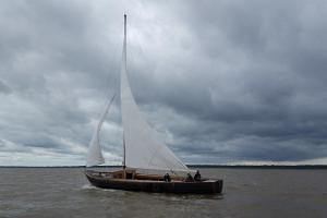 Trips by kaleboat on Lake Võrtsjärv