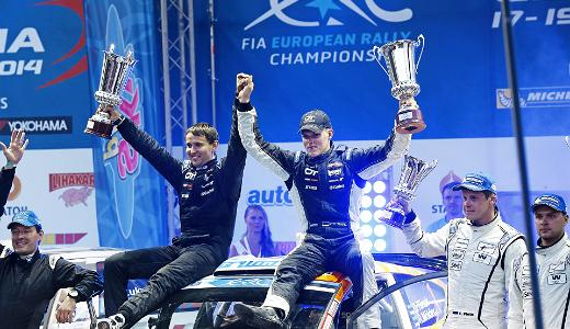 Rally Estonia drivers' favourites